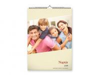 Klasszikus naptár A4 / A3