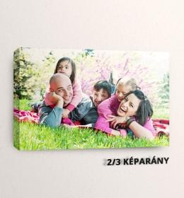 2:3 képarányú vászonfotók
