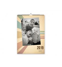 Oldschool naptár A4 / A3